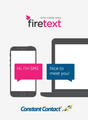 SMS & Email with Constant Contact