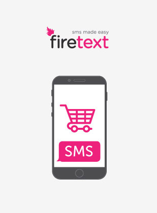 SMS for E-commerce