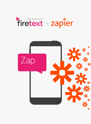 Automate SMS with FireText & Zapier